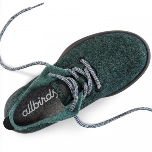 b0d97e60132 allbirds Shoes - Rare Allbirds Hunter Green Sz 9.5
